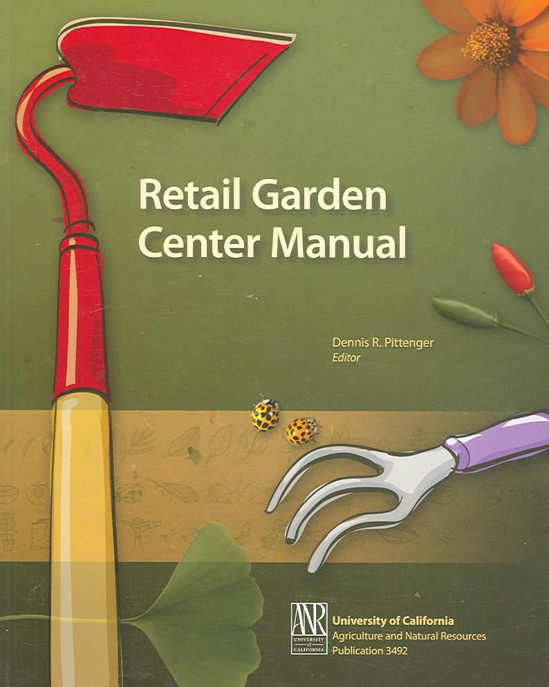 Retail Garden Center Manual By Pittenger, Dennis R. (EDT)
